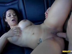 Sensual cock engulfing