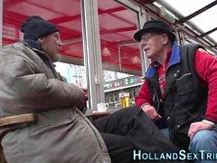 Amsterdam hooker ridning