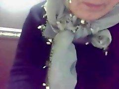 mulheres maduras Hijab
