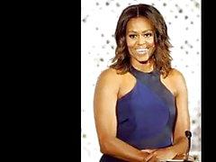 Michelle Obama Jerk Off Challenge