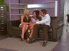 Daisy Marie, Shawna Lenee and Rocco Reed