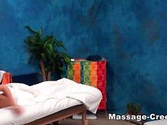 Teen special massage treatment