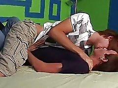 Yatak odasında aşk twink