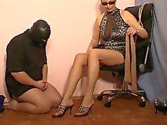 Footstool basic training