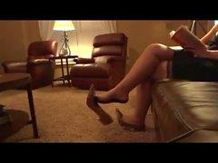 Dangling Heels Wife 2