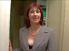 Reifen Frau will Young Boy ... F70