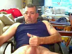 Isä kannettava nykiminen ja Cumming