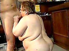 Goede Fucc Van Fat Granny