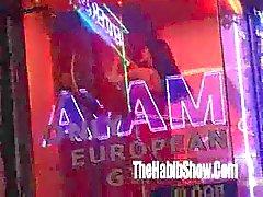 Dikke Thailand Schoffel van Pattaya wordt geneukt in een motel Roach