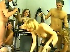 Kinky Medical Sexaholics Anonymous Meeting