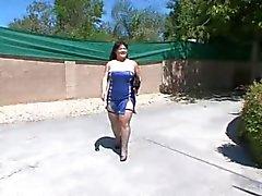 Kelly Shibari - Perfect Asian Big Butt