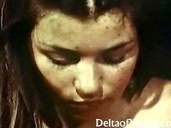 Anni 1970 Vintage Porno - Giovanni di Holmes e Peloso Adolescenti - Girl Scout