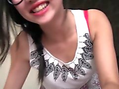 hecha en casa asian blowjob FM teen y la comeinmout
