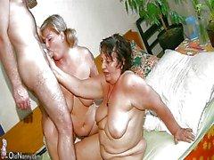 Gammala chubby grannyen är massage Form BBW mogen sjuksköterskan
