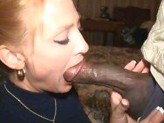 Interracial Fuck BBC ve Blonde