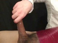 Heather in cock control and torture postorgasm