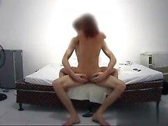 Cheated on asia-meet - Petite 20yo amateur asian GF fuck