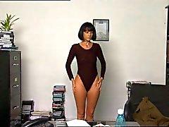 Lisa Enos volledig naakt