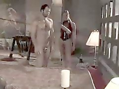 two slaves for the mistress- third round