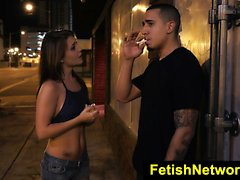 FetishNetwork JoJo Kiss gatu hora
