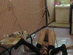 Туалет рабом Мими ( 2012.03.11 ) # 4