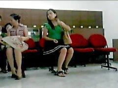 Seksikäs Le at Kasih Karunia Clinicin , Surabaya , Indonesiaan