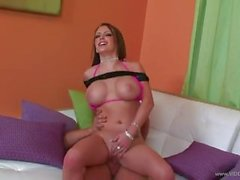 Jenna Presley enjoys getting fucked from behind