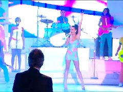 Katy Perry - California Gurls on Le Grande Journal