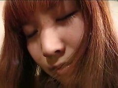 AsianSexPorno com - Japanska lesbisk att dubbel dildo