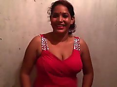 Bangladeshi girl in hotel room very exclusive