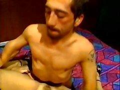 Nasty blonde hottie chick Randi S gets fucked by midget dick