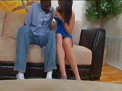 Rastgele Kız Siyah Guy Fuck Chosen izle