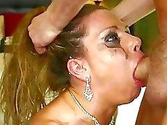 Rachel Roxx amazing deep throating skills