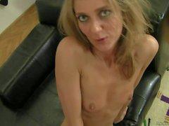 Skinny Natasha D loves the cock