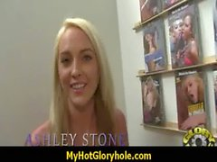 She is A Gloryhole Girl 8