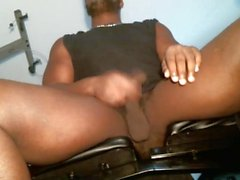 Black Muscle's Hungry ass hole