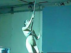 Dasniya Sommer Self Bondage