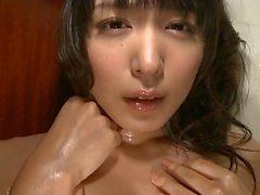 YUKIE I Need Your Love - Oiled Up Gold Bikini (Non-Nude)