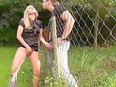 Slut del glam outdoor volto