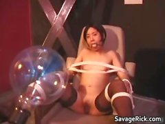 Tied real asian Beauty 1 MeiLing movie part4