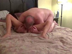 Asian Hooker fucked by her white client