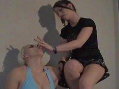Mistress Megan (BAD FOOT SLUT) full movie.