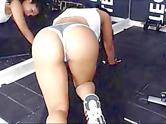 Fetten Arsch Warm Latina Workout Part 2