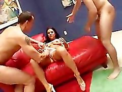 We All Scream For Ass Cream With Lanny Barbie & Ariana Jolee
