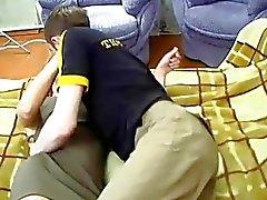 Clase rubia de FMLI follando con el muchacho del adolescentes