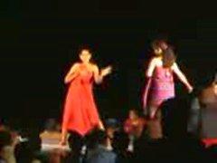 Andhra Le ragazze di New nuda Danza