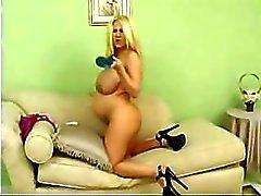 Alyssa West Pregnant - Pregnant Alyssa West Plays Naughty | porno film N6066143