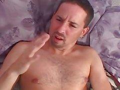 Seksi abanoz bir hastabakıcı hastalara horoz bindiği