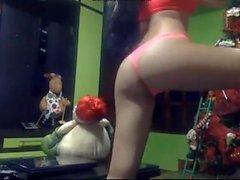 Hot Latina Teen Michelle Webcam Show 16