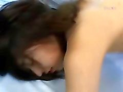 koreansk tjej med fitta fingered